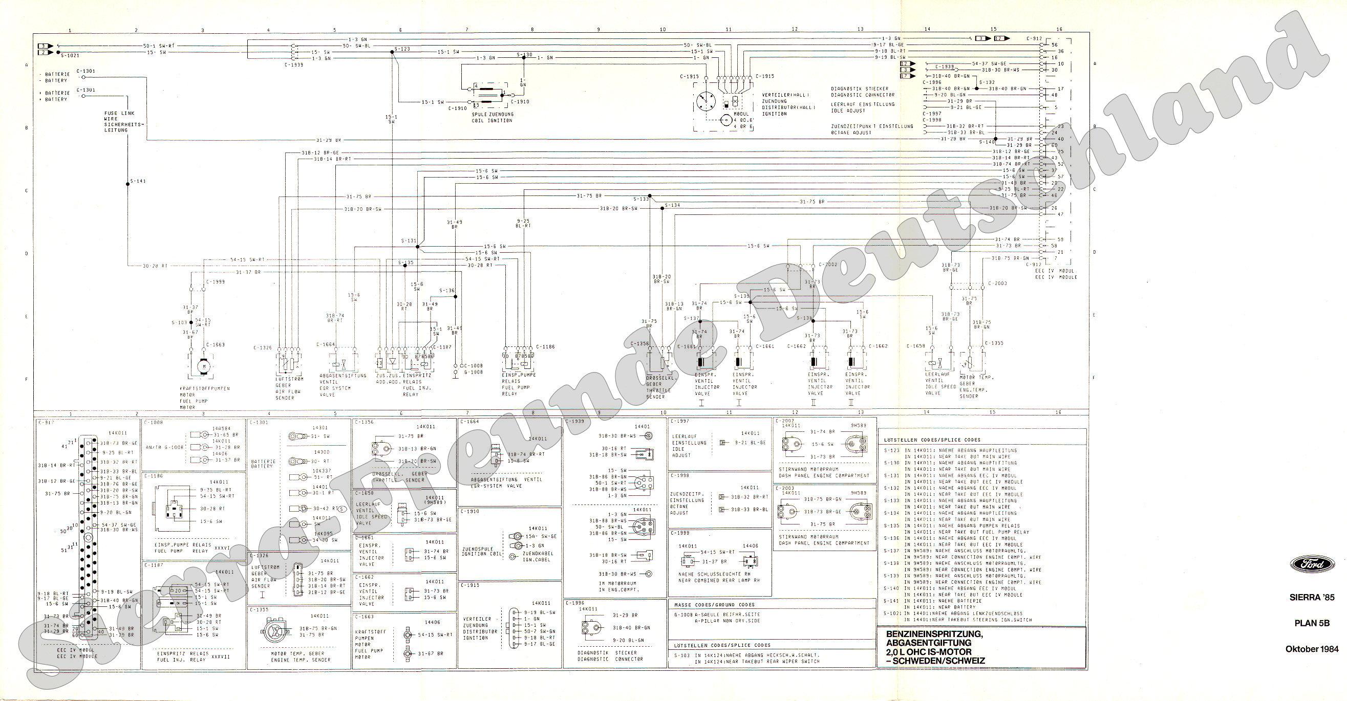 Berühmt 31 Ford Schaltplan Bilder - Der Schaltplan - greigo.com