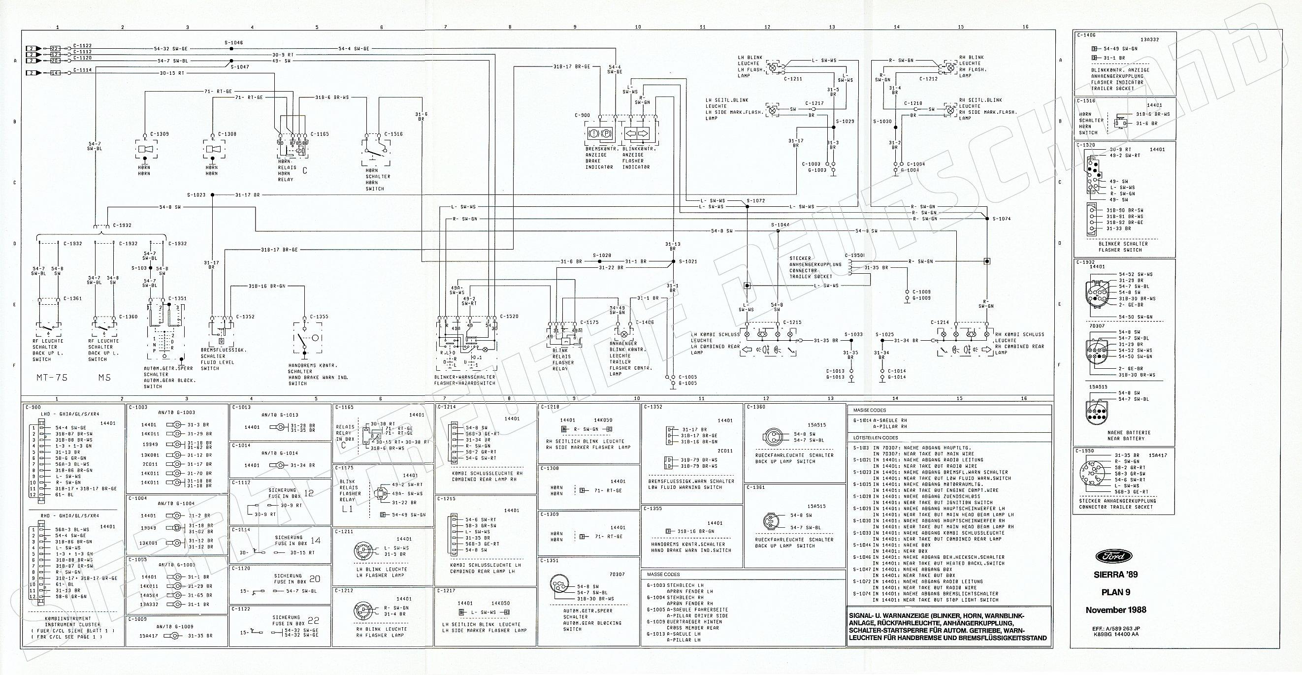 Fein Ford Schaltpläne Frei Galerie - Schaltplan Serie Circuit ...