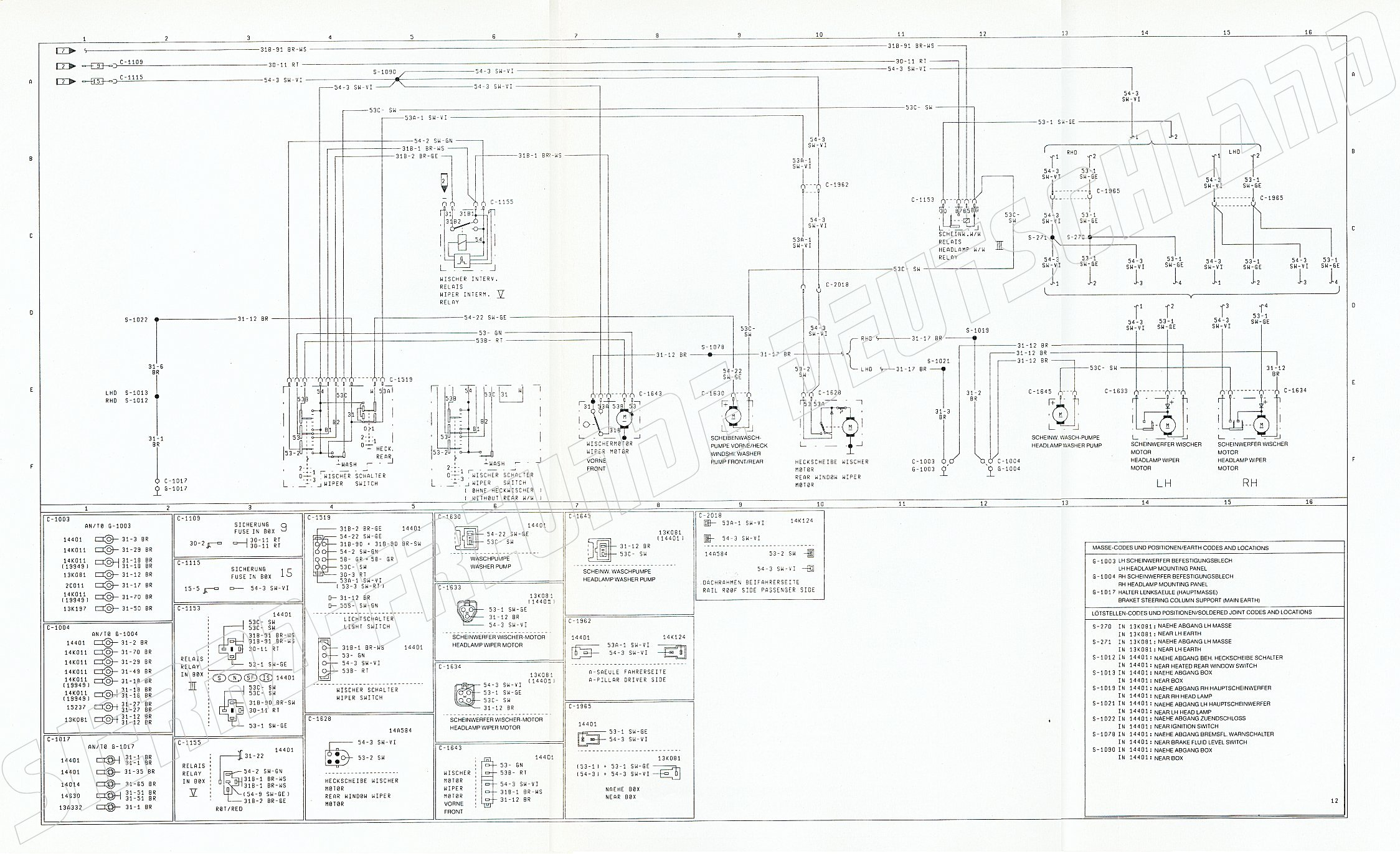 Berühmt Ford Scheinwerfer Schalter Schaltplan Fotos - Elektrische ...