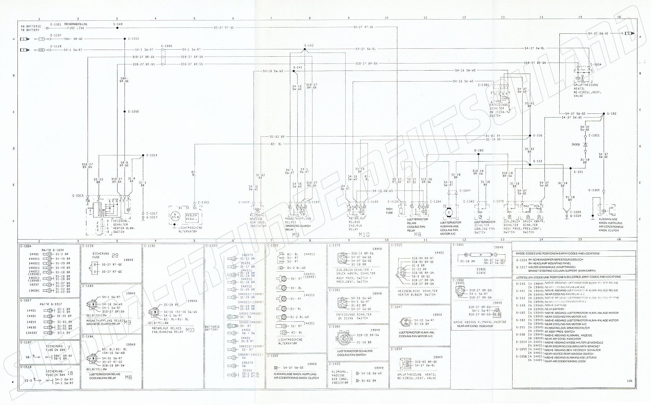 Großzügig Ford Galaxie Schaltplan Zeitgenössisch - Der Schaltplan ...